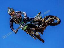 MOUSE PAD Tommy Searle #100 MXGP Kawasaki Photo Gift Motocross MX KX450