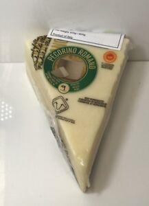 Pecorino Romano 500-600g Hard Italian Sheeps Milk Cheese 9 Months Mature