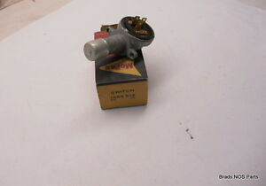 NOS Mopar 1957-1958 Dodge Power Wagon Dimmer Switch Part Number 1689512