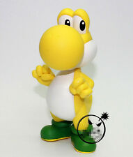 "Super Mario Bros. - 5"" Yellow YOSHI Action figures Dolls Free SHIPPING"