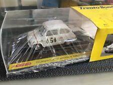 Brumm Fiat 600 ABARTH 1000 TRENTO-BONDONE 1964 MERZARIO SCALA 1/43 S06-01