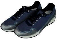 Scarpe Uomo Sintetica Pirelli Sneakers Men Oxford Derry 01 Silver/Navy