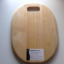 Kesper Profi tabla para cortar bambú de 36 x 24 x 3 cm tranchierbrett 58181