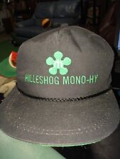 trucker hat baseball cap HILLESHOG SUGAR BEET SEED MONO-HY cool lid old school
