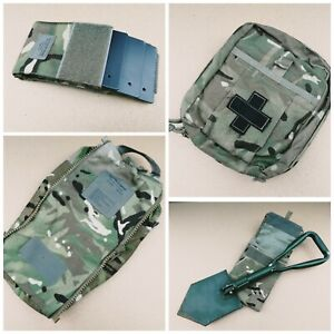 Assorted VIRTUS SSP MultiCam Tactical MOLLE Pouches Webbing Tools Equipment UK