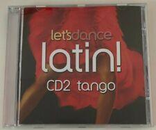 Let's Dance Latin! | CD2 Tango | CD