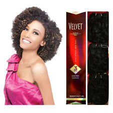 Outre Velvet Remi 100% Human Hair 3Pcs Short Series - Boho Curl