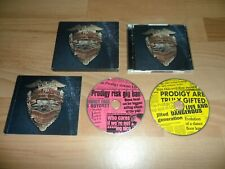 PRODIGY - THEIR LAW THE SINGLES 90-05 (RARE DELUXE LTD  2 X CD IN OUTER COVER)