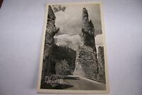 Rare Vintage RPPC Real Photo Postcard 1930-1950 Dakota Black Hills Traffic Cop