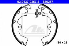 Bremsbackensatz für Bremsanlage Hinterachse ATE 03.0137-0257.2