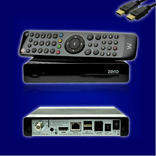 Vu+ Plus Zero Linux Sat Receiver Schwarz 1x DVB-S2 Tuner Full HD USB IPTV + HDMI
