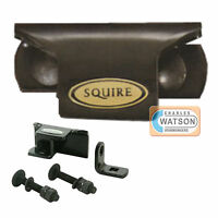 Squire LB2CSRH LB2CS Right Hand Shielded Van Lock Bracket Garage Store Security