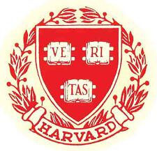 Harvard University   -Alumni-     Vintage Looking   Travel Decal  Sticker