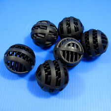 "30 PCS Bio Balls 1.65"" Aquarium Pond Filter BULK - plants Tropical Fish tank CRS"