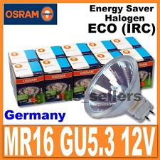 10X OSRAM IRC ECO 14W 20W 35W 50W MR16 GU5.3 Energy Save halogen lamp