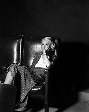 """Années 1940 / 50s Vintage Imprimer 10 """"x 8"""" photographie de bette davis MOVIE STAR LEGEND"""