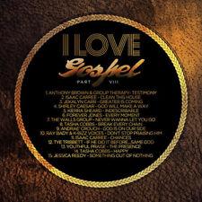 I Love Gospel Vol.8 Gospel Mix Edition Mixtape CD