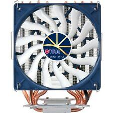 Titan TTC-NC85TZ(RB) CPU-Kühler Titan Dragonfly 3 für Intel und AMD bis 130W