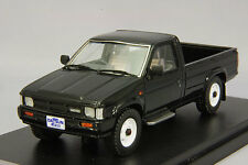 1/43 Hi-Story Datsun Pick up Truck Long Body AD 1985 Black HS097BK
