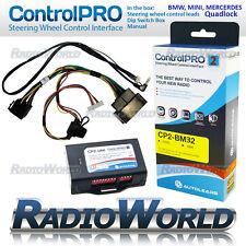 Autoleads Steering Wheel Stalk Control Adaptor For Quadlock BMW 1 3 5 6 7 Series