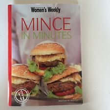 Women's Weekly Mince In Minutes - Mini Cookbook
