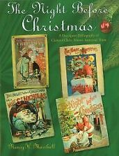 Nancy H Marshall / NIGHT BEFORE CHRISTMAS DESCRIPTIVE BIBLIOGRAPHY OF CLEMENT