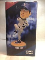 (New) Los Angeles Dodgers Bobblehead of Hideo Nomo  2013
