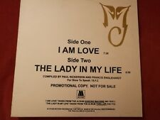 The Jacksons / Michael Jackson ‎– I Am Love / The Lady In My Life MINT / NEUF