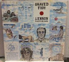 John Lennon Shaved Fish UK Import Record 1C072-05987