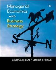 NEW US HARDCOVER Managerial Economics and Business Strategy 8E