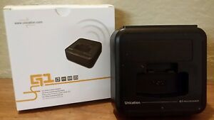**NEW **   Unication G1 Fire EMS Pager Programming Cradle and Software Kit