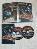 PS2 Onimusha: Dawn of Dreams (2006), UK Pal FAST FREE UK POST WITH TRACKING