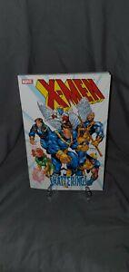 X-Men: The Shattering by Alan Davis, Brett Booth TPB Marvel trade paperback