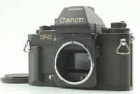 【Exc+5】 Canon NEW F-1 AE Finder 35mm SLR Camera Body From JAPAN