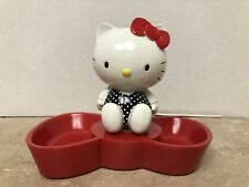 Hello Kitty Jewelry Holder or Candy Dish 2013 Resin