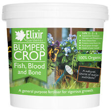 More details for bumper crop blood fish and bone meal multi-purpose organic fertiliser | 1kg-25kg