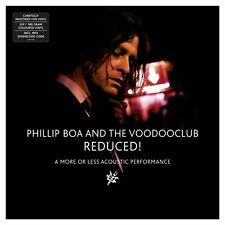 PHILLIP BOA & THE VOODOOCLUB Reduced! - 2LP / Orange Vinyl + DL - Ltd. 500
