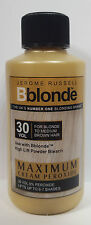 JEROME RUSSELL BBLONDE 30 VOL MAXIMUM CREAM PEROXIDE 75ML *