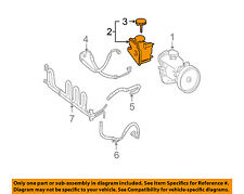 Mercedes MERCEDES-BENZ OEM 08-12 C300 Power Steering-Reservoir Tank 0004602383