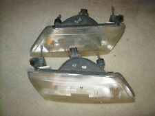 USED Headlights Headlamps for 1995-1998 NISSAN SENTRA 200SX Left Right Pair