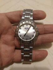 Ford Official Licensed Product Quartz Watch With Metal Case.