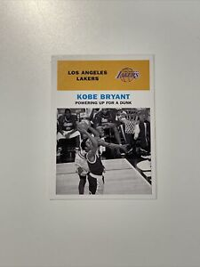 1998 Fleer Vintage '61 #1 Kobe Bryant & Michael Jordan