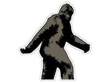 Sasquatch Silhouette (Bumper Sticker)