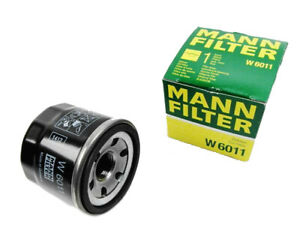 Engine Oil Filter MANN W 6011 for smart