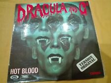 HOT BLOOD DRACULA & CO. COSMIC DISCO FUNK KILLER ORIG. LP 1977