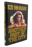 Ed McBain ANOTHER PART OF THE CITY  1st Edition 1st Printing