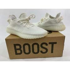 adidas Originals Yeezy Boost 350 V2 Mens Size 8 White NEW IN BOX Shoes CP9366