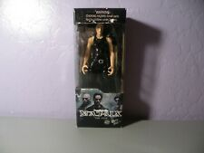N2 Toys The Matrix Wizard Exclusive Trinity action figure, Brand new!