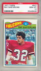 1977 TOPPS FOOTBALL RAY EASTERLING CARD #507 PSA 10 (494)