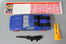 Hasbro 1987 Transformers G1 PUNCH-COUNTERPUNCH - LOOSE